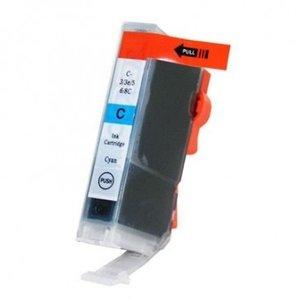 Canon CLI-8 C inktcartridge cyaan (huismerk met chip)