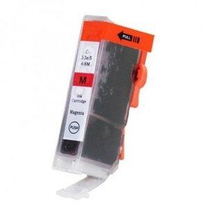 Canon CLI-8 M inktcartridge magenta (huismerk met chip)