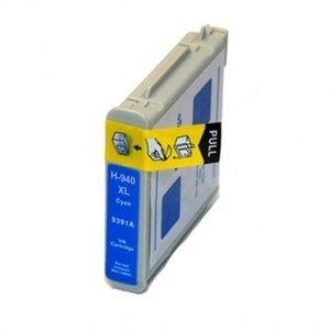 HP 940XL C inktcartridge cyaan (huismerk)