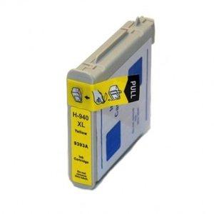 HP 940XL Y inktcartridge geel (huismerk)