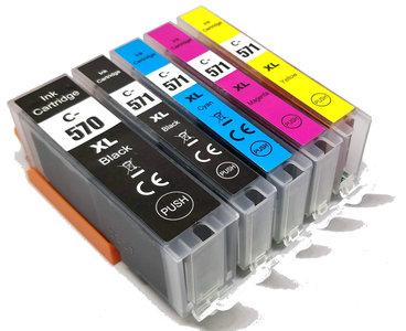 PGI-570XL/CLI-571XL(5)set