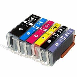 PGI-580XXL/CLI-581XXL(6)set