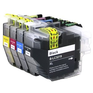 Brother LC-3219XL set